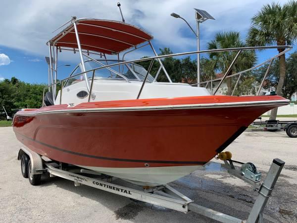 Photo 2007 Sea Fox 23.6 Walk Around Pro Series Boat - $34,900 (Fort Lauderdale)