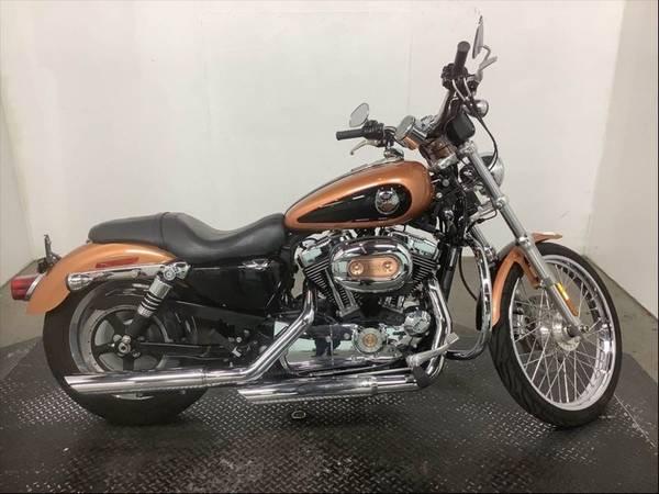Photo 2008 Harley-Davidson Sportster 1200 Custom XL1200C - $6,999 (broward county)