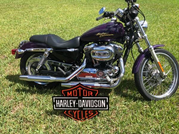 Photo 2008 Harley Davidson Custom 1200 Sportster - $5,000 (Miami)