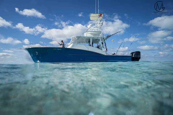 Photo 2011 OBX Boatworks 36ft Express Yamaha power - $200,000 (Stuart)