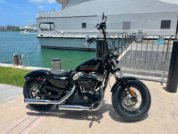 Photo 2012 Harley Davidson Sportster Forty Eight 48 - $6,500 (Downtown Miami)