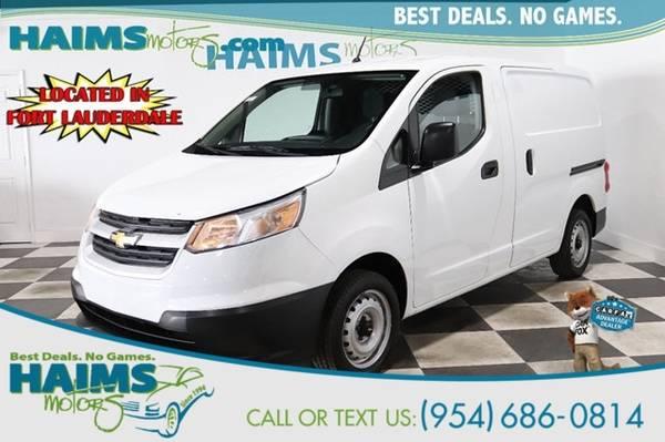 Photo 2015 Chevrolet City Express Cargo Van FWD 115 LT - $9788 (_Chevrolet_ _City Express Cargo Van_ _Va)
