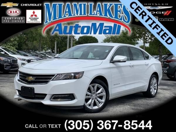 Photo 2019 Chevrolet Impala LT - $19,104 (_Chevrolet_ _Impala_ _Sedan_)