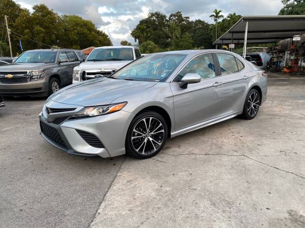 Photo 2020 TOYOTA CAMRY $2499 DOWN DONT MATTER YOUR CREDIT SCORE - $2,499 (BAD CREDIT,NEWCREDIT,REPO,YOU GET APPROVED)