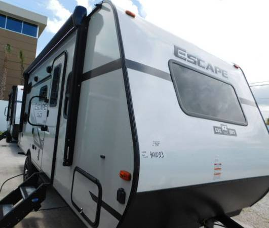 Photo 2021 KZ Escape E191BH Bunk House Travel Trailer - $25,619 (Palm Beach Gardens)