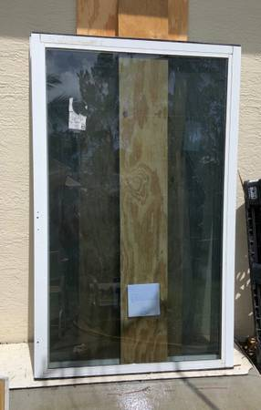 Photo 3 Impact Sliding Glass Doors - $500 (Jupiter)