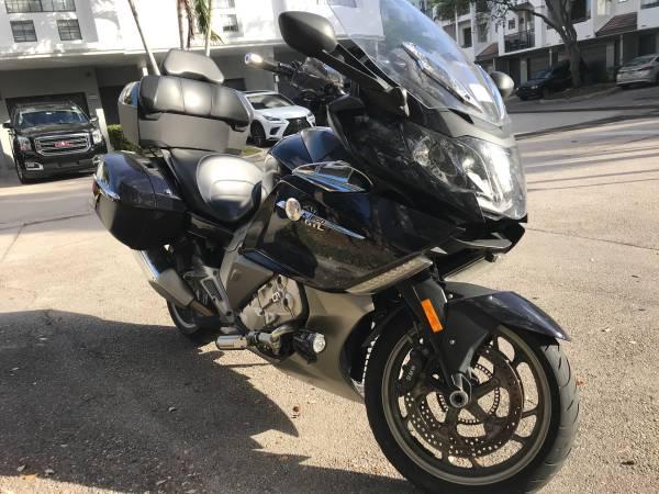 Photo BMW K1600 GTL 2012 - $9,900 (North Miami Beach)