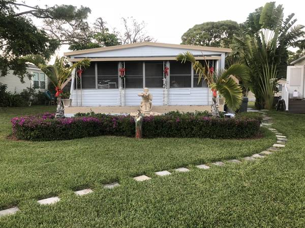 Photo Beautiful Mobile Home for Sale - $27000 (Palm Beach Gardens)