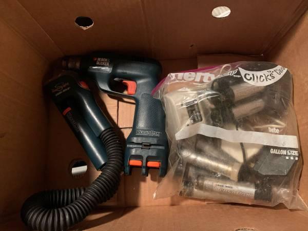 Photo Black  Decker Versa Pack Tools, Charger and Batteries - $10 (Deerfield Beach)