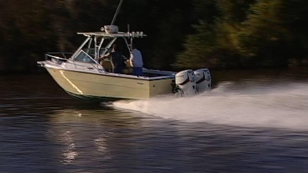 Photo Customized 1983 2539 Tiara Pursuit 2500 - Ship Shape TV Project Boat - $58,750 (Jupiter)