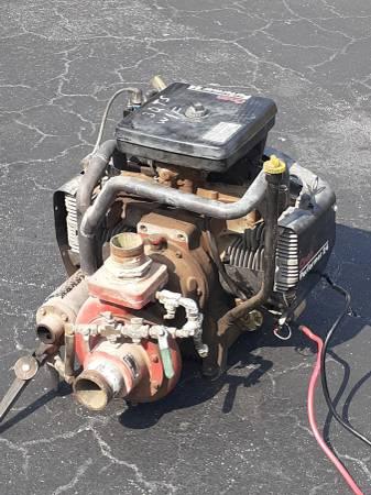 Photo Darley Fire Fighter Water Pump w Onan 24 HP Engine - $1,400 (Davie)