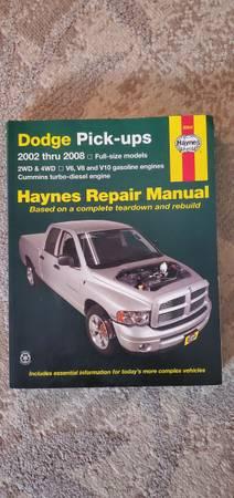Photo Dodge Pick-up 2002 - 2008 - $20 (Fort Lauderdale)