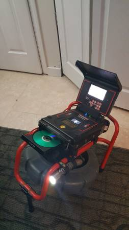 Photo Drain sewer Camera Ridgid - $3000