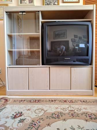 Photo Entertainment Center (TV already sold) - $35 (Boca Raton)