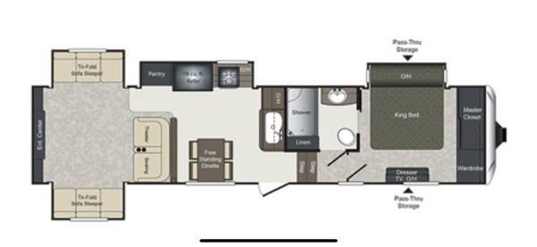 Photo Fifth Wheel - $45,900 (Palm Beach Gardens)
