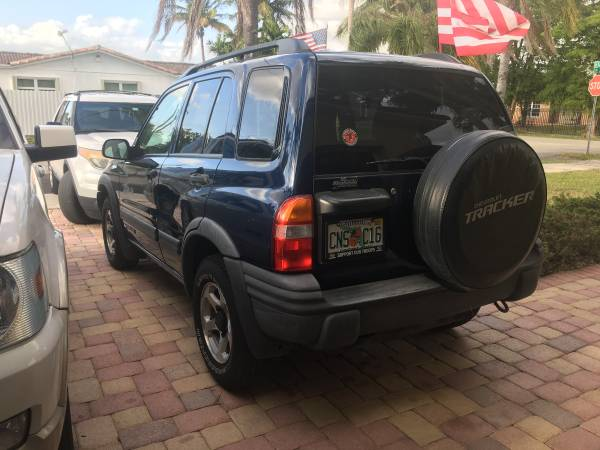 Photo For Sale - Chevy Tracker Ready to Tow - $8,000 (Village Green, Miami, FL)