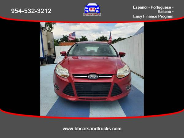 Photo Ford Focus - BH CARS  TRUCKS (954) 715-2964 $ 499 Down - $6495