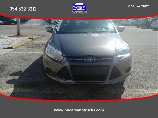 Photo Ford Focus - BH CARS  TRUCKS (954) 715-2964 $ 499 Down