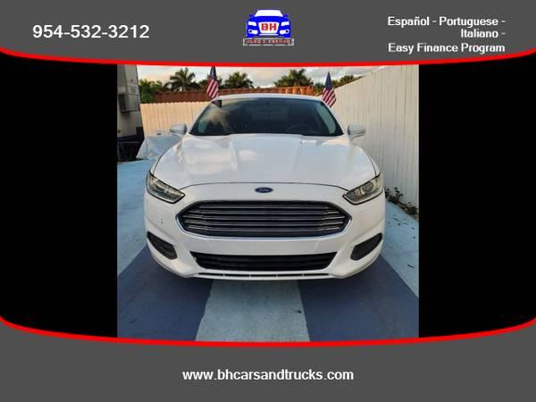 Photo Ford Fusion - BH CARS  TRUCKS (954) 715-2964 $ 499 Down - $7995