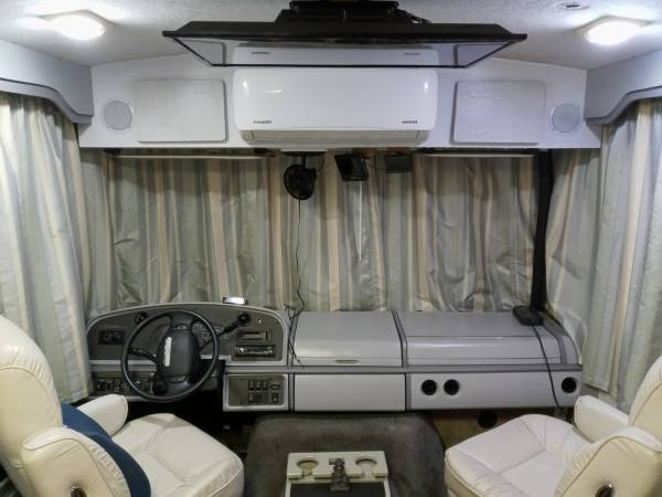 Photo Full Solar Powerhouse - Off-Grid RV For Sale - $100,900 (North Miami Beach)