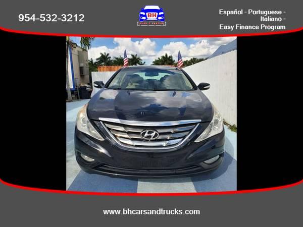 Photo Hyundai Sonata - BH CARS  TRUCKS (954) 715-2964 $ 499 Down - $6995