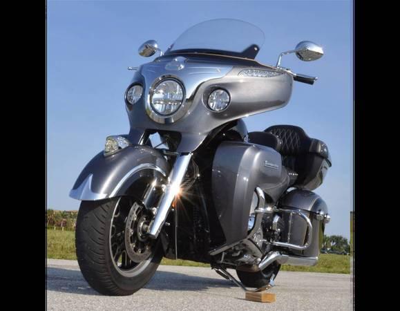 Photo Indian Roadmaster - 4500 in upgrades - $18,500 (Pompano Beach)