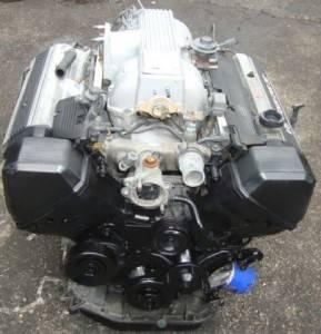 Photo LEXUS SC400 1993 1995 4.0L V8 ENGINE TRANSMISSION (USED AUTO PARTS)