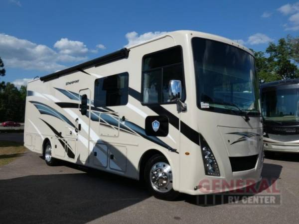 Photo Motor Home Class A 2021 Thor Motor Coach Windsport 31C - $114,995