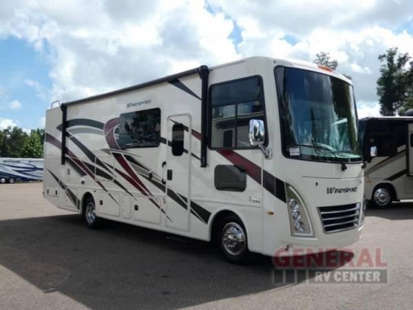 Photo Motor Home Class A 2022 Thor Motor Coach Windsport 29M - $160,156