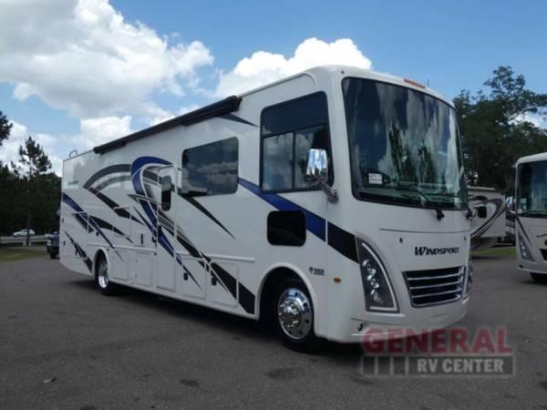 Photo Motor Home Class A 2022 Thor Motor Coach Windsport 34J - $174,525