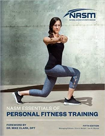 Photo NASM Essentials Of Personal Fitness Training - $50 (Hallandale)