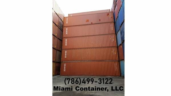 Photo On Sale 40ft Shipping,Cargo,Storage,Used  New Containers, FOR SALE - $1 (Container and Containers)