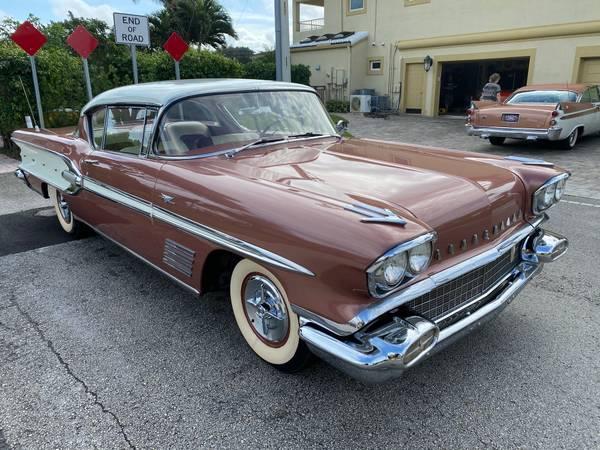 Photo Pontiac Bonneville Coupe 1958 - $39000 (Lighthouse Point)