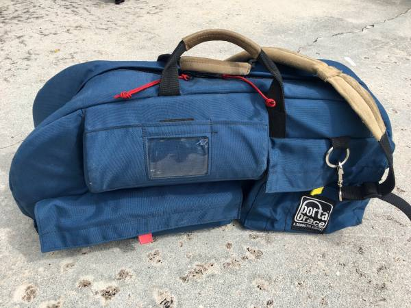 Photo Porta Brace Camera Bag - $100 (Palm Beach Gardens)