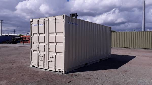Photo SHIPPING CONTAINERS FOR RENT 20 FT, 40 FT AND 45 FT UNITS FOR RENT (Dade, Broward and WPB)