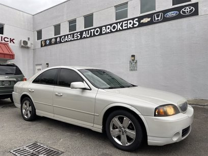 Photo Used 2006 Lincoln LS  for sale