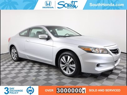 Photo Used 2012 Honda Accord LX-S Coupe for sale