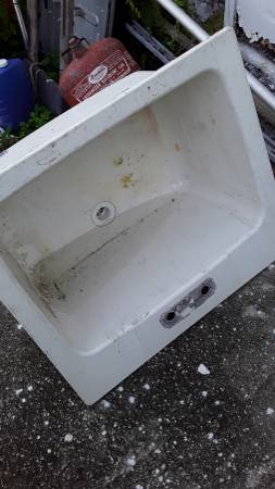 Photo Utility sink - $20 (Hollywood)
