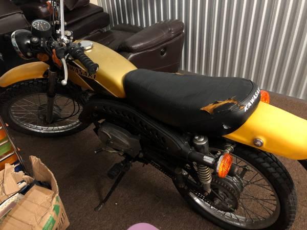 Photo Vintage 1975 Kawasaki - $1,900 (Ft. Lauderdale)