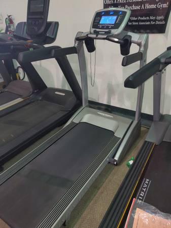 Photo Vision fitness folding treadmill - $999 (Pompano beach)