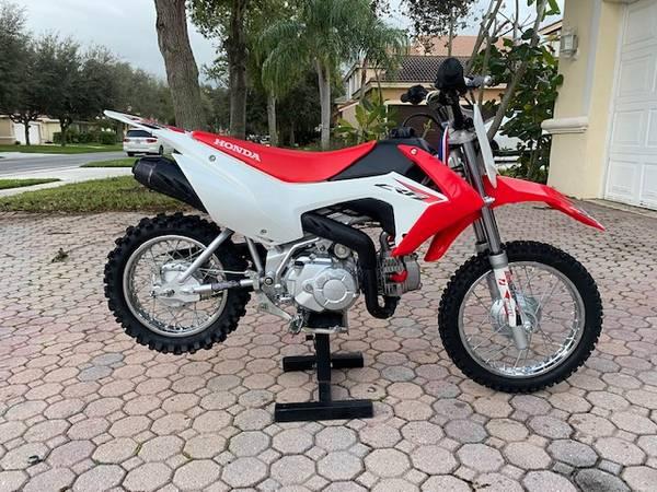Photo honda crf 110 - $2,200 (West Palm Beach)