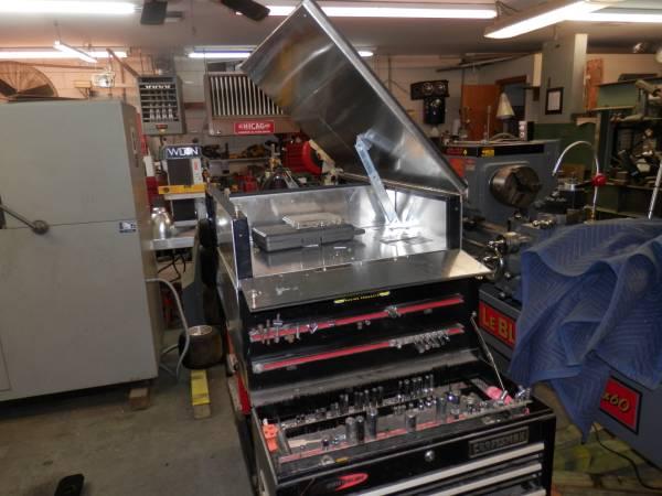 Photo racing go kart pit wagon tool box - $325 (Ocala)