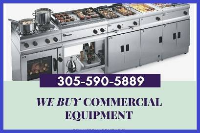 Photo used commercial kitchen equipment (grand prairie)