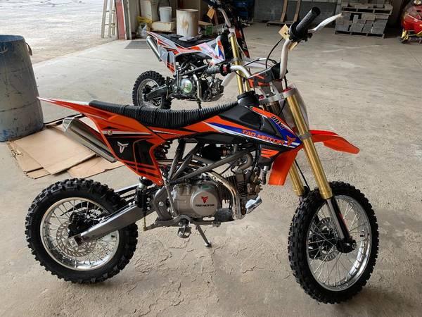 Photo 150cc Dirt Bikes - $1,399 (East Troy)