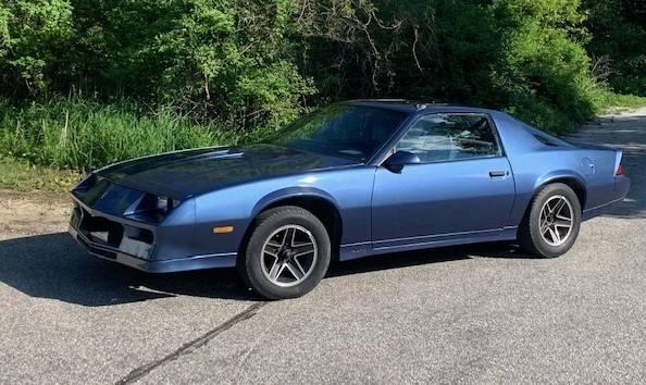 Photo 1984 Camaro Z28 - $3500 (Port Washington)