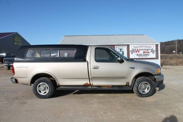 Photo 2000 Ford F150 xlt - Financing Available - $1995