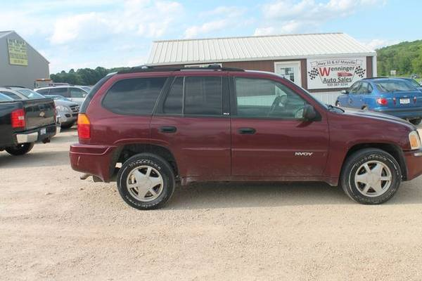 Photo 2002 GMC Envoy - Financing Available - $3495.00