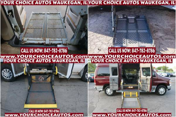 Photo 2004 CHEVY EXPRESS 1500 1OWNER HANDICAP WHEELCHAIR  MOBILITY VAN - $3,499 (CHEVROLET EXPRESS CARGO WWW.YOURCHOICEAUTOS.COM)
