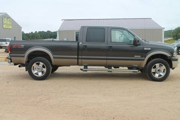 Photo 2007 Ford F350 Super Duty Crew Cab - Financing Available - $19995.00
