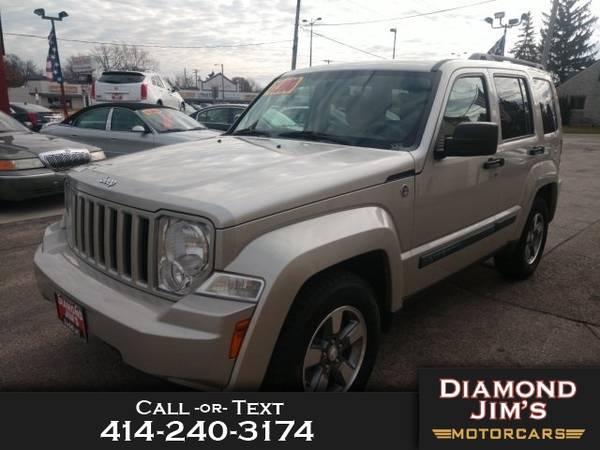 Photo 2008 Jeep Liberty Sport - $7995 (_Jeep_ _Liberty_ _SUV_)